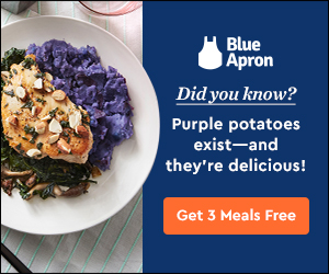 Blue Apron Display Ad 4