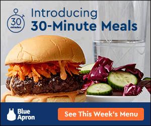 Blue Apron Display Ad 3