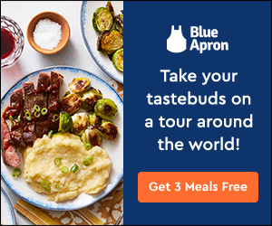 Blue Apron Display Ad 2
